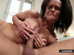 LaSublimeXXX Linette Thierno gets fucked by big dick