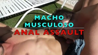 Macho Musculoso • Maverick Men Directs • Gay Passwords List Large brown