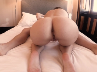 Preview 3 of Real passionate college sex ends up with swallowed facial and a smile