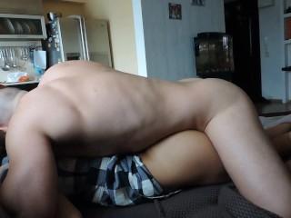 morning anal
