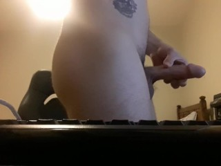 Solo jerk off
