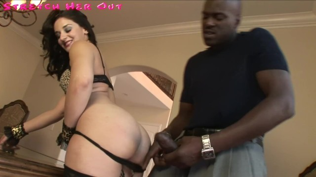 PAWG Slut MILF Get Her Pussy Stretched By BBC 7