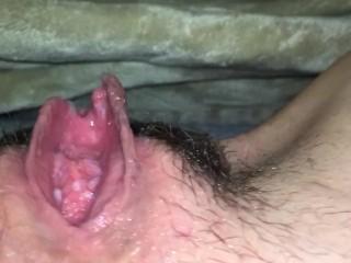Dripping Creampie for Girlfriend