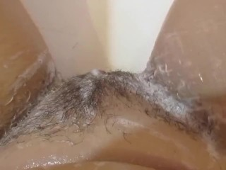 shaving session preview.pussy,ass,armpits and legs