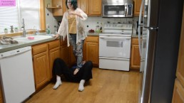 TSM - Kips Ballbusting kicks and trample