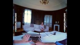 POV Fuck Gorgeous Serbian Secretary Haley Hill in Virtual Reality