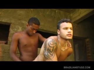 Gustavo Alves and Pene Cuen Fuck