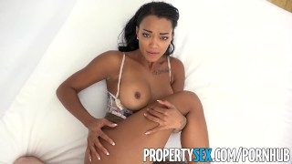 Hot property off pissed fucks tenant manager propertysex blowjob butt