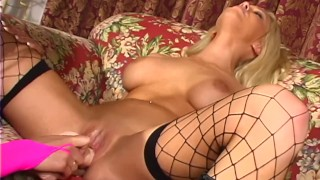 2 Sexy Blondes are up for some Hot Lesbian Sex