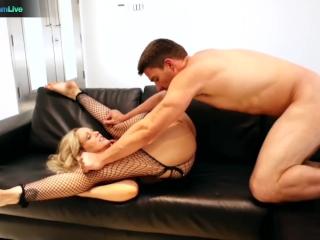 Irresistible Julia Ann kinky hardcore action with Toni Ribas