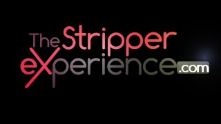 The Stripper Experience - Trinity St Clair suck and fuck a big dick in POV Amateur young