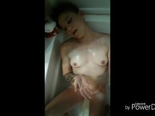 Bathing In Liquid Gold
