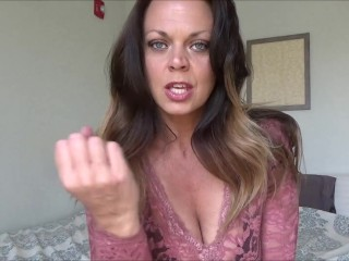 MILF JOI Cum Countdown Role Play Big Mom Tits