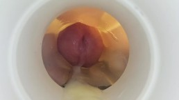 Cum inside my fleshlight