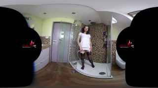 StockingsVR - Soaked and See Through Lola Ver Ts woman