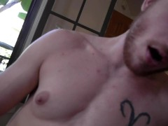 Buck Angel's KISS X FTM Clitoral Stimulator with FTM Pornstar Luke Hudson