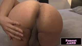 Her solo bigbooty tgirl tugging lingerie cock fetish shemale