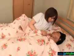 - Japanese mom and son h...