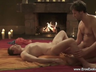 Prostate massage and examination for partners...