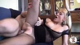 Latina Mom Rides Her Sons Best friend