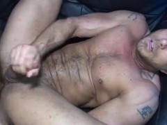 Jessie Colter takes Scott DeMarco's raw cock and load