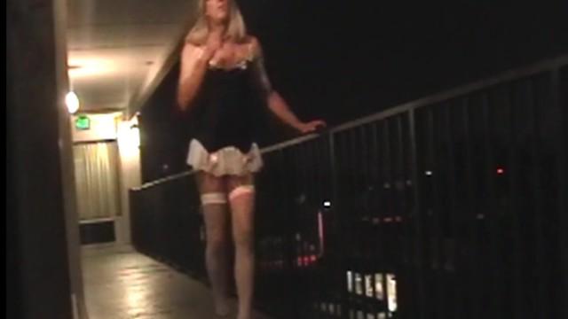 Days Inn Balcony Slut 15