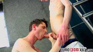 Anal and bareback a enjoy joey aurora cumshot wood to aaron twinks shaved