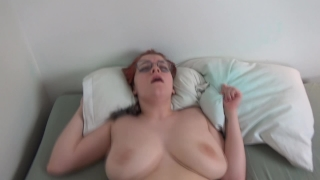 A and rough swallows gets amadani fuck ginger big