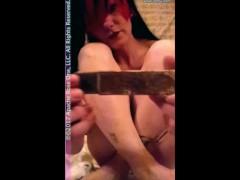 Cam4-ApacheRose1-A Close Shave