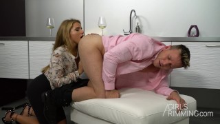 Rimjob the family wife girlsrimming ass fuck