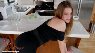 Obsessed With The Hostess's Big Ass Orgasm squirting