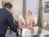 Hot blonde Skylar Madison loves to fuck and get cum on her face photoshoot