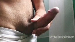 HUGE LATINO COCK