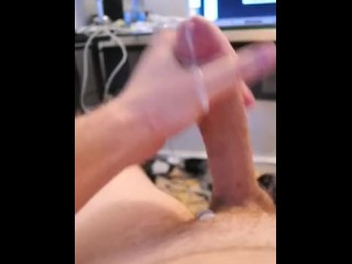 Simply Jerking off to Porn