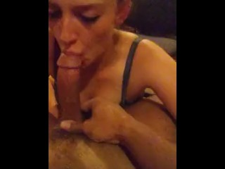 Sucking and fucking that BBC proper