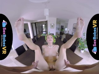 SexBabesVR – Naughty Hotel Manager with Belle Claire