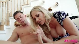 Julia Ann seduces her sons friend