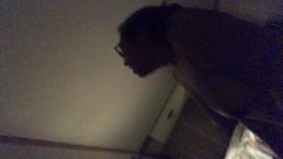 Must Watch Silhouette of Riding Boyfriend Hard In Hotel Loving Loud Orgasm