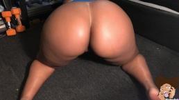 Sexy Twerking Christmas Present