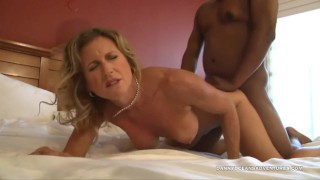DOCEAN - Milf Whore Jade Jamison Black Bull Breeding Session