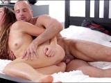 Anal Creampie For Babe Helena Him