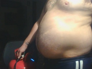 Helium Inflation in Tight Trunks