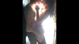 Sensual Kissing & Grinding