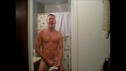 Watch me blow my load while I check out my fresh High and Tight