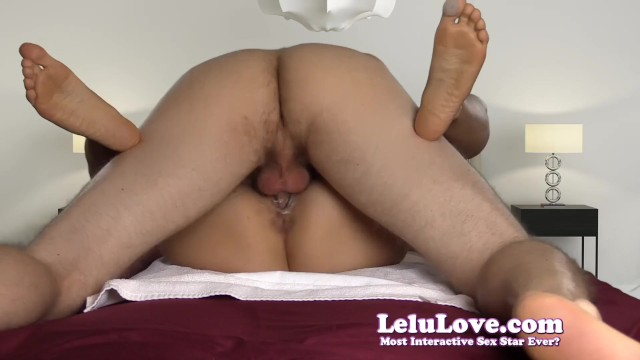 Amateur girlfriend riding pov