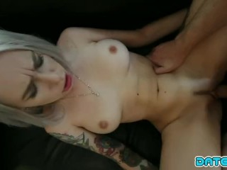 Found This Blonde Hottie On Snapchat & Fucked Her Shortly After