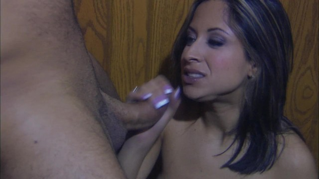 Babe;Brunette;Latina;Reality bussshotproductions, brunette, natural-tits, latina, trimmed-pussy, reverse-cowgirl, dick-ridign, babe, missionary, pussy-licking, blowjob, cumshot