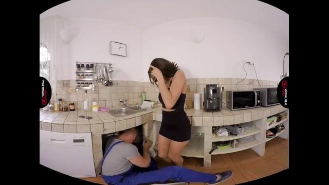 Porn real voyeur - Virtualrealporn.com - sexy housewife