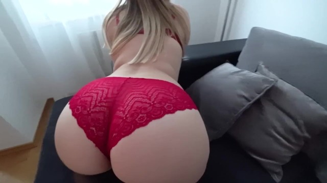 Fat booty sex site Sex in stockings and through red panties