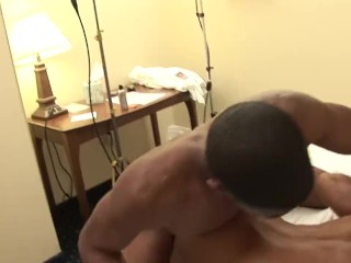 Romeo St. James Takes All Of Shareef's Phat BBC